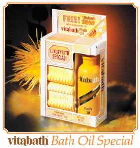 Vintage Vitabath